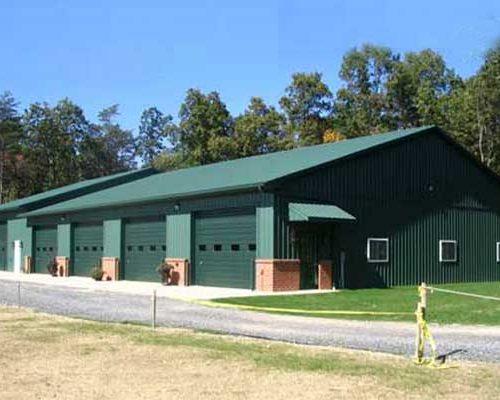 60' x 160' Garage/Shop/Storage