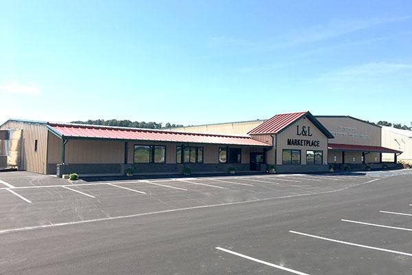 L&L Marketplace Store near Middleburg, Pennsylvania