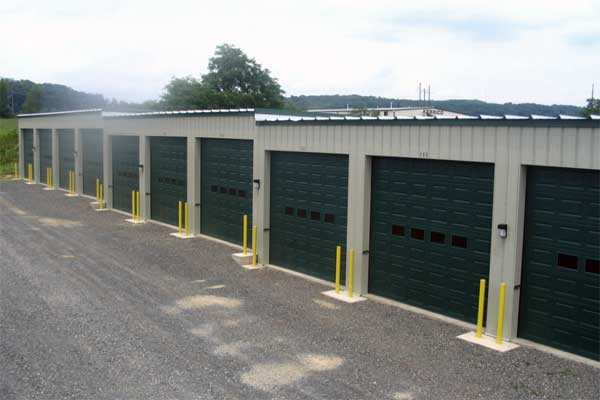 30' x 150' Mini-Storage Building, Selinsgrove, PA