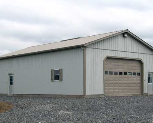3 Car Garage Block : Garages by martin s construction of mifflinburg llc