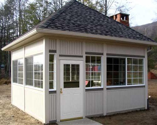 16' x 16' Pavilion