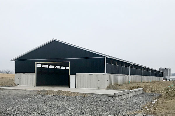 NRCS (Natural Resources Conservation Service) 60' x 262' x 16' Building